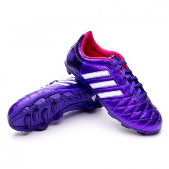 Bota  adidas Jr 11Questra TRX HG Blast purple-Vivid berry