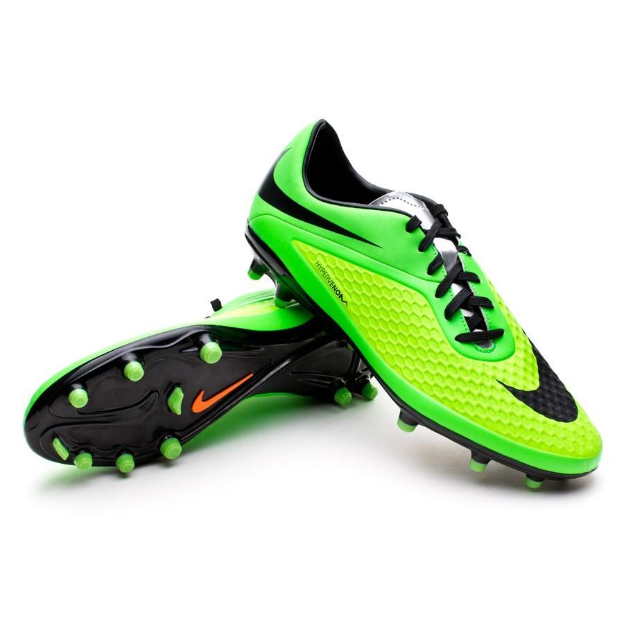 Nike Hypervenom Phelon Fg Yellow
