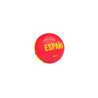 Bola de Futebol  Nike Mini España Vermelho