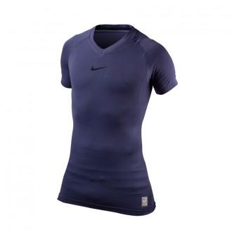 T-Shirt  Nike NPC Lightweight Marino