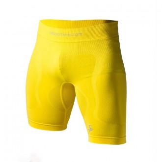 Malla  Soloporteros Corta Primera Capa SP Amarilla