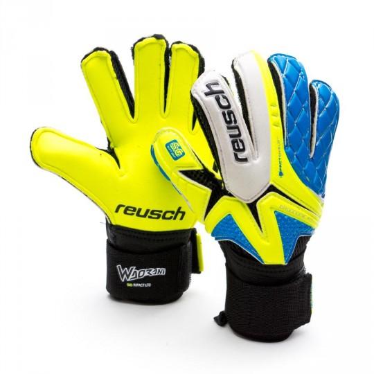 guantes de portero de futbol sala: