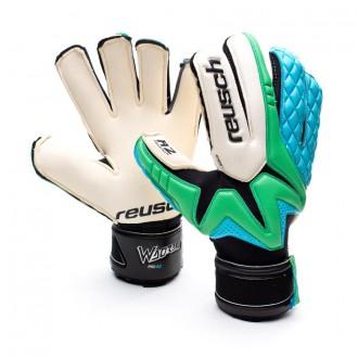Gant  Reusch Waorani Pro A2 Vert-Bleu