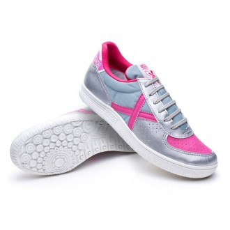 Boot  Munich G2 Silver-Pink