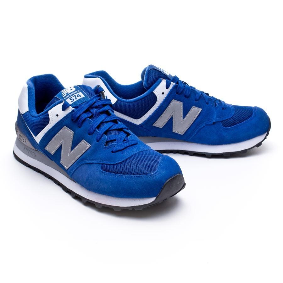 new balance ml 574 azul