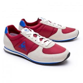 Chaussure  Le coq sportif Bolivar Rouge-Gris