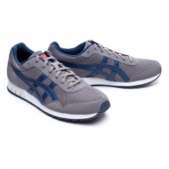 Trainers  Onitsuka Tiger Curreo Grey-Navy Blue