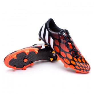 Boot  adidas Predator Absolion Instinct FG Black-White-Solar red