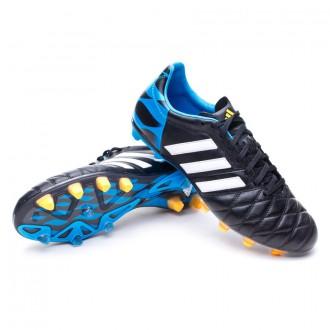Bota  adidas adipure 11Pro TRX FG Negra-Solar blue