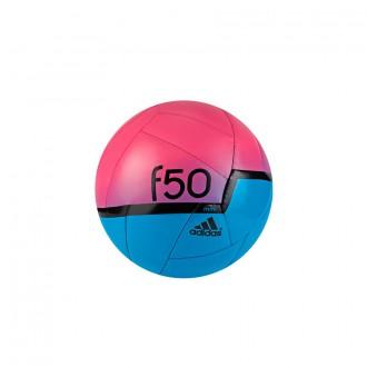 Bola de Futebol  adidas F50 X-Ite Mini Fúchsia-Azul