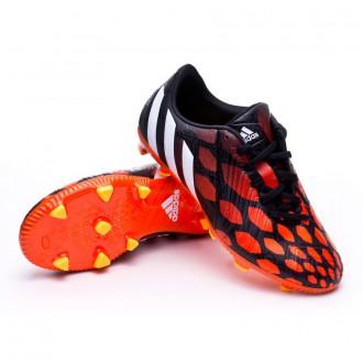 Boot  adidas Jr Predator Absolado Instinct FG Solar red-Black