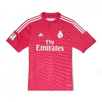 T-Shirt  adidas Real Madrid Away Blast pink