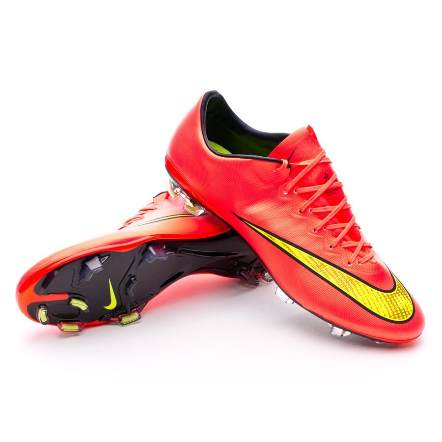 boot nike mercurial vapor x fg acc hyper punch gold. Black Bedroom Furniture Sets. Home Design Ideas
