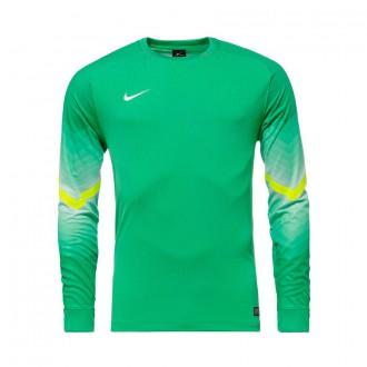 Maillot  Nike Goleiro Vert
