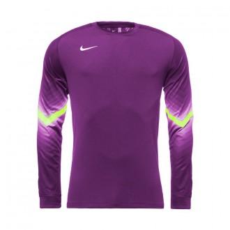 T-Shirt  Nike Goleiro Purple