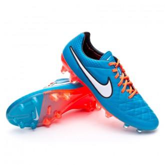 Bota  Nike Tiempo Legend V FG ACC Neo turquoise-White-Hyper crimson