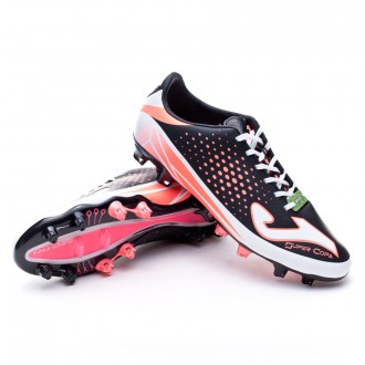 Boot  Joma Supercopa Speed FG Black-White-Red