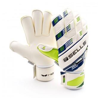 Glove  Sells Wrap Pro Terrain White-Blue-Pistacho