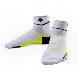 Socks  Soloporteros Compressive Training White