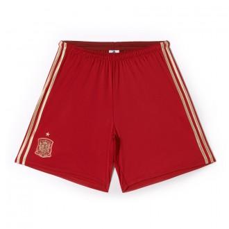 Shorts  adidas Seleccion Española 2014-2015 Red
