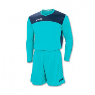 Goalkeeper set  Joma Area IV Turquoise-Marino