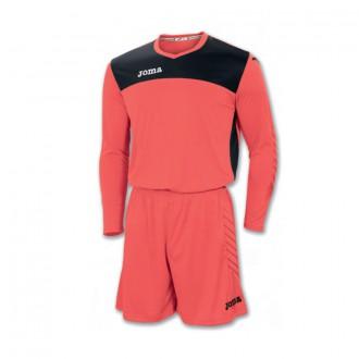 Goalkeeper set  Joma Area IV Orange-Black