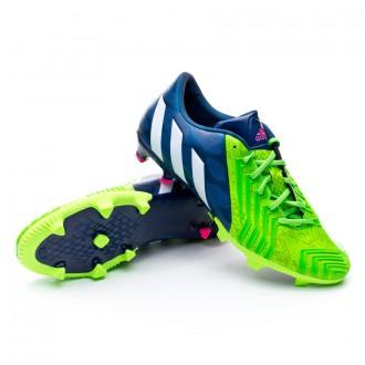 Bota  adidas Predator Absolion Instinct FG Rich blue-White-Solar green