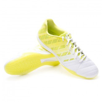 Zapatilla  adidas Top Sala Exclusiva White-Solar green