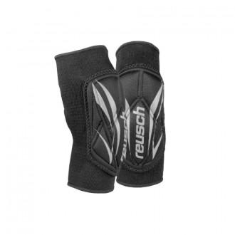Elbow pads  Reusch Active 2014 Black-Gray