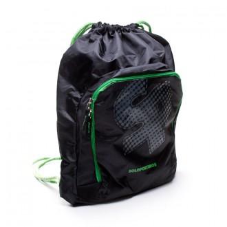 Sack  SP Mochila Black-Green
