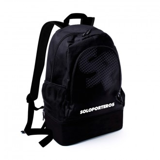 Backpack  Soloporteros Mussa Black