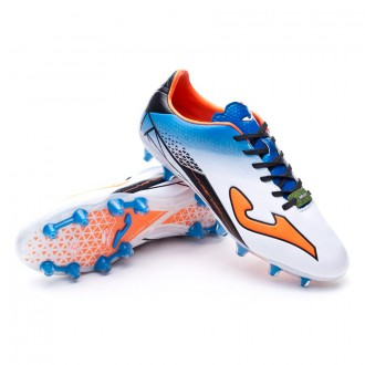 Boot  Joma Supercopa Speed FG White-Red-Blue-Black