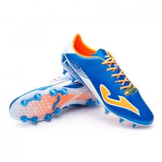 Boot  Joma Supercopa Speed FG Blue-Orange-White