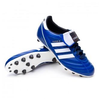 Boot  adidas Kaiser 5 Liga Collegiate royal-White-Black