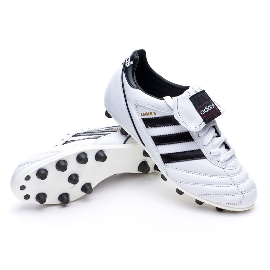 Kaiser  Goal Shoes White