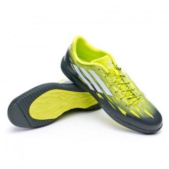 Zapatilla  adidas Speedtrick Solar yellow-White-Urban peak