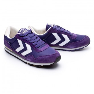 Sapatilha  Hummel Reflex Low Parachute purple