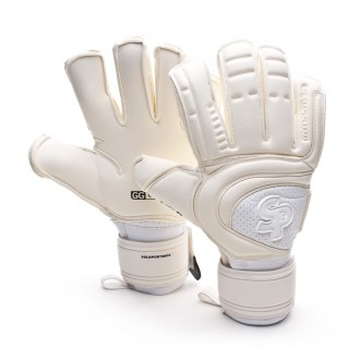 Guante  Soloporteros Mussa Air EVO CHR Roll-Flat Whiteout