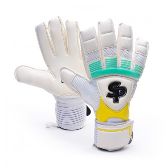 Glove  Soloporteros Earhart White-Turquoise-Yellow