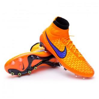 Bota  Nike Magista Obra FG ACC Total orange-Persian violet-Laser orange