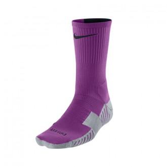 Calcetines  Nike Stadium Crew Purple-Black