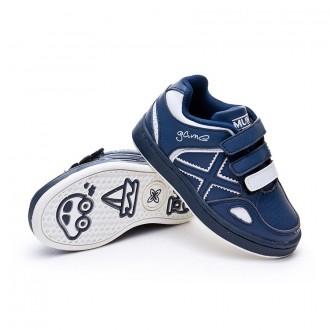 Chaussure  Munich Jr Game Vco Bleu marine-Blanc