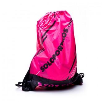 Bag  SP Gym Sac Iconic Fuchsia-Black