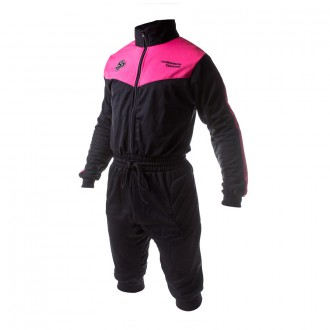 Mono  SP Pirata Valor Negro-Rosa
