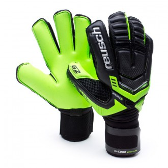 Glove  Reusch Reload Supreme G2 Green-Black