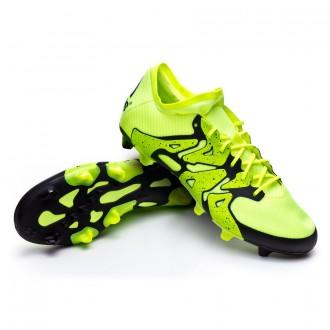 Bota  adidas X 15.1 FG/AG Solar yellow-Core Black-Frozen yellow