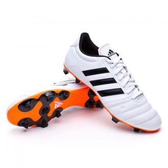 Bota  adidas Gloro 15.2 Piel White-Black-Solar orange