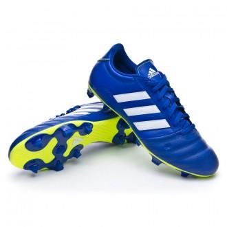 Bota  adidas Gloro 15.2 Piel Bold blue-White-Solar yellow
