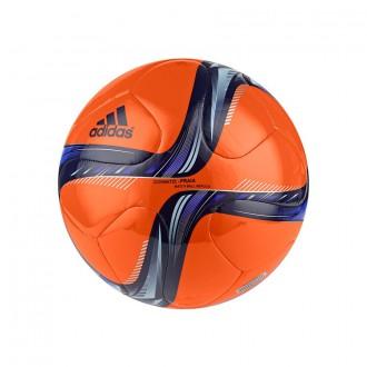 Bola de Futebol  adidas Conext 15 Praia Orange-Night sky-Clear blue-Night flash