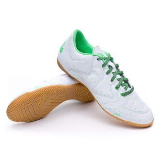 Chaussure  adidas X 15.3 CT White-Flash green-Dark grey